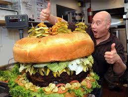 Гигантский бургер
