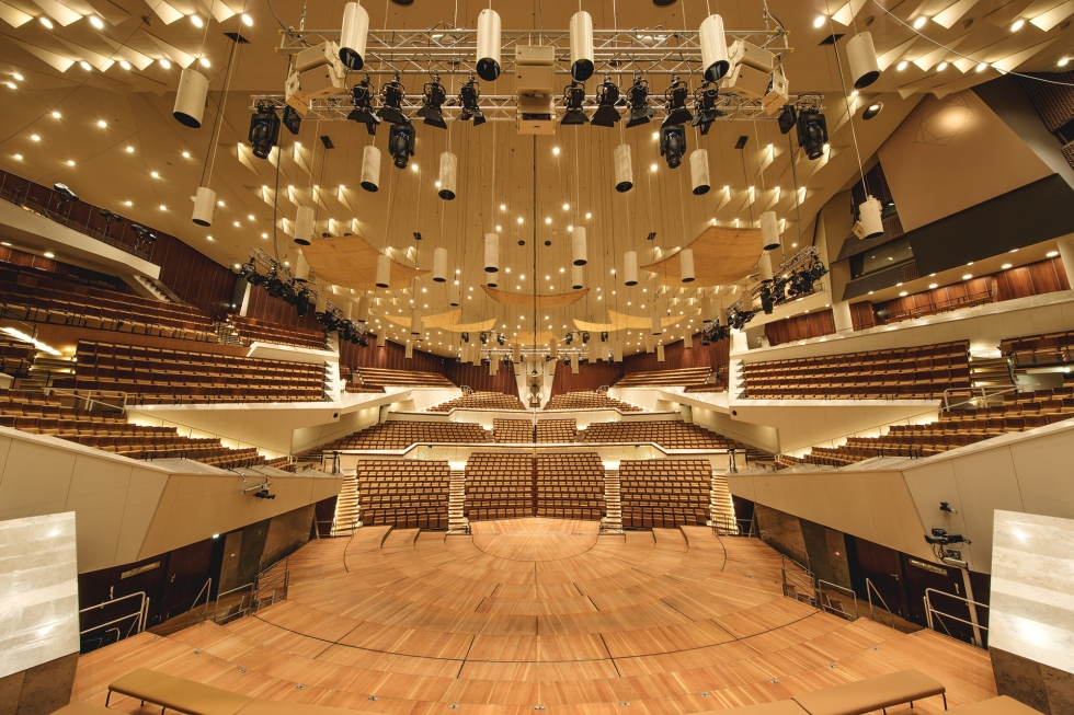 Philharmonie Berlin 2017